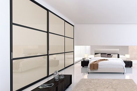 Hiro sliding doors include technology that stops rattle and wobble.