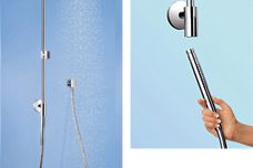 Hansgrohe Raindance Connect shower