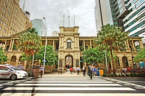Brisbane General Post Office is one of around 100 buildings open to the public as part of the 2015 Brisbane Open House event.