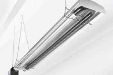 Large area heaters by Celmec