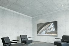 Opus ceiling system from CSR Ceilector