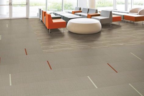 Connected LVT in the colour 'Dashing.'