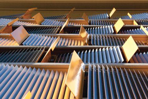 Hi-Light aluminium screens