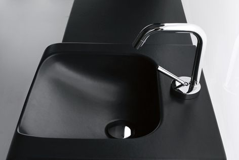 The Italian-made Inka Project collection offers practical and sophisticated bathroom solutions.