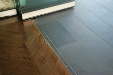 Threshold Series of level grates and drains