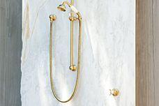 Perrin & Rowe brass showers