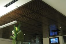 Supatile 10 accessible ceiling panel system