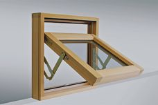 Enya high performance window