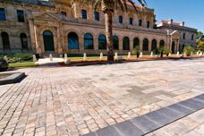 UrbanStone granite used at Perth's Parliament Place