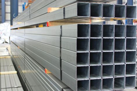 Orrcon Steel's Maxi-Tube has high corrosion resistance.