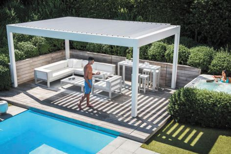 Shadewell Renson outdoor living range