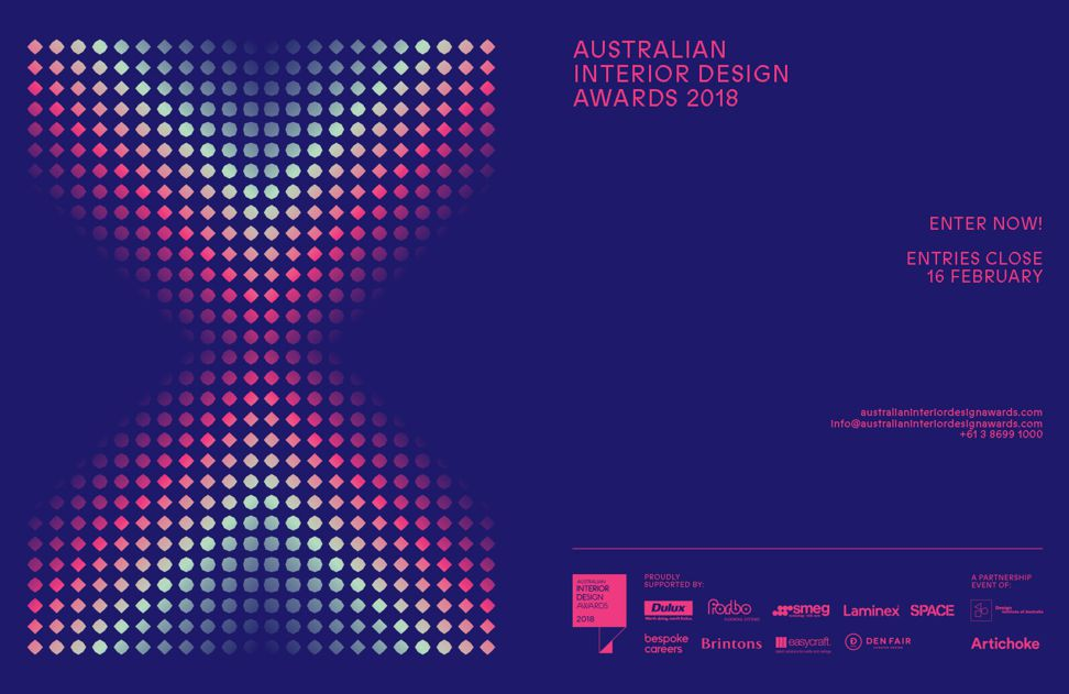 2018 Australian Interior Design Awards