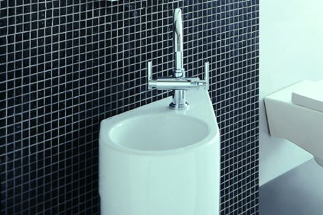 The Space Classic range is ideal for compact bathrooms.