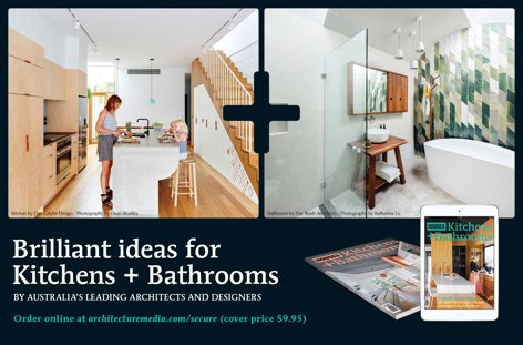Houses: Kitchens + Bathrooms magazine
