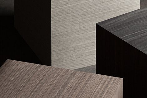 Eveneer sustainably produced timber veneers are suitable for use on wall panelling, joinery, furniture, doors and floors.
