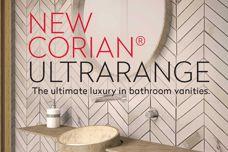 New Corian Ultrarange