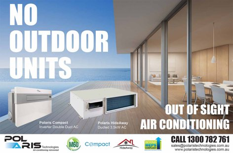 Airconditioners by Polaris