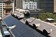 Artemis PV solar panels
