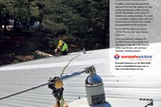 Latchways ManSafe fall protection,