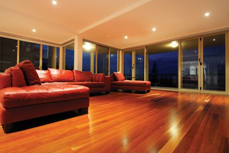 Big River Group salvages high-quality timber and mills the recycled wood for use in buildings.