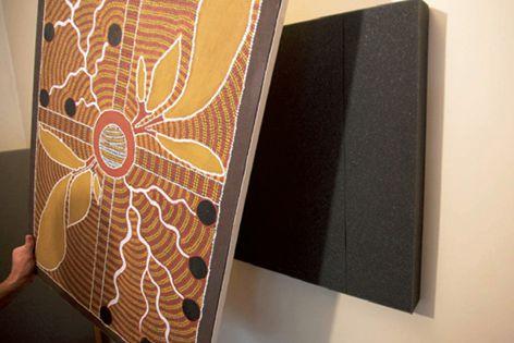 SoundAcoustics concealed panels