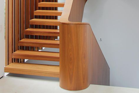 Cumaru is an attractive and durable timber.