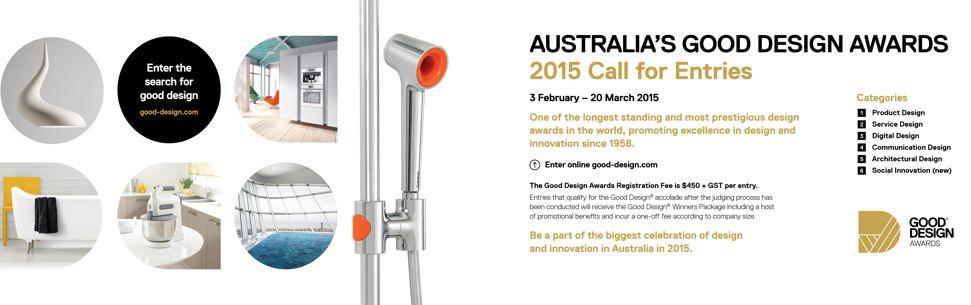 2015 Good Design Awards