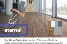 Eternal Project Vinyl flooring by Forbo