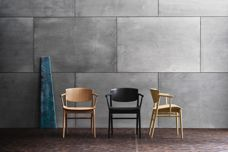 N01 wooden chair from Republic of Fritz Hansen