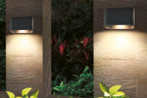 Orsay outdoor wall light from Studio Italia