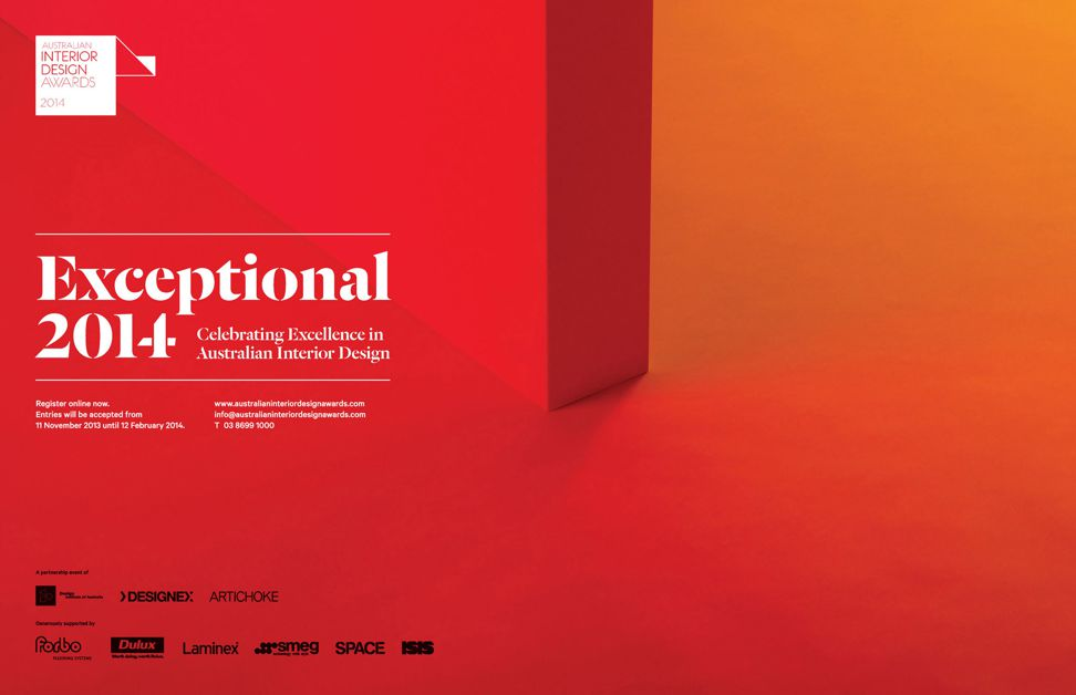 2014 Australian Interior Design Awards
