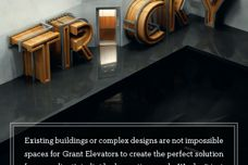 Customized lifts from Grant Elevators