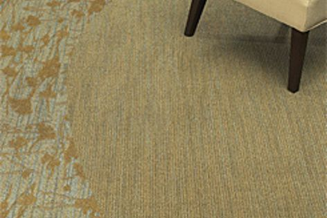 Care+ carpets actively protect floors from the spread of bacterial infection.