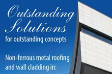 Roofing and wall cladding from Superior Metals