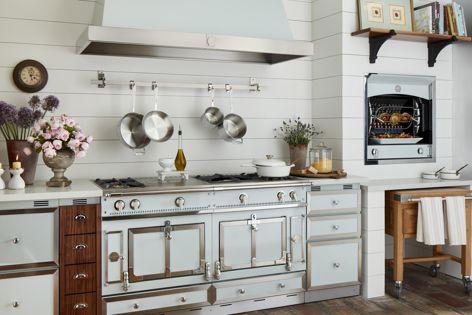 Château range cookers by La Cornue