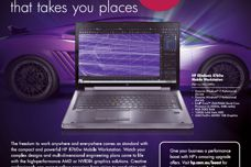 HP 8760w Mobile Workstation by HP