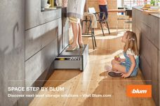 SPACE STEP by BLUM