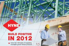 Hyne Timber products