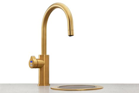 With eight colours available, the HydroTap Platinum Design Range can complement a variety of kitchen styles.
