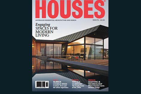 Houses magazine – new look issue