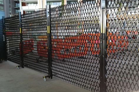 ATDC security doors at RMIT University