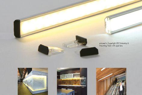 Superlight LED Turbostrip lighting