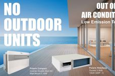 No-outdoor-unit airconditioning by Polaris
