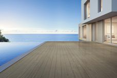 Composite decking by NewTechWood
