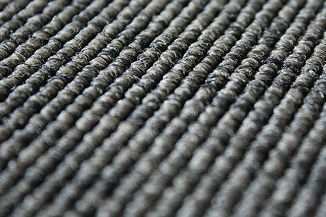 The weave of Eco by Carpet Concept is visible, revealing the craftsmanship behind the product.