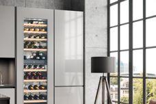 Wine storage cabinets by Liebherr