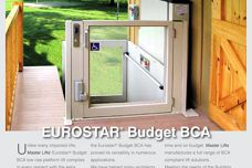 Eurostar Budget BCA low-rise lift