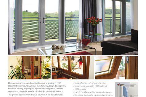 Zendow energy-efficient windows