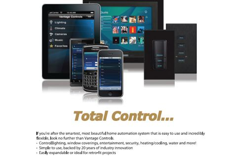 Vantage Controls by Amber Technology