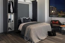 Newline wall bed systems by Pardo